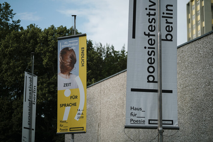 COMING SOON: 21. poesiefestival berlin