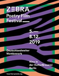 Poetic strip(e)s: ZEBRA Poetry Film Festival puts the spotlight on German poetry films and the UK