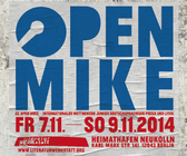 open mike Lesereise
