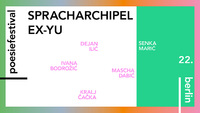 SPRACHARCHIPEL I<br>Ex-YU - Unsere Sprache(n)