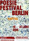 Investing in Poetry: poesiefestival berlin 2015